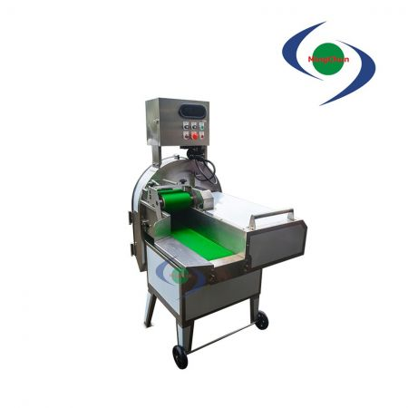 Extra Large Leafy Vegetable Cutter Chopper Machine AC 220V 1HP 1/2HP - The offered machines are widely used in various places for processing of food products in bulk.
