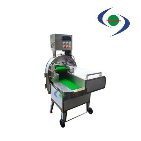 Ekstra Büyük Yapraklı Sebze Kesici Doğrama Makinesi AC 220V 1HP 1/2HP - Sunulan makineler, gıda ürünlerinin toplu olarak işlenmesi için çeşitli yerlerde yaygın olarak kullanılmaktadır.