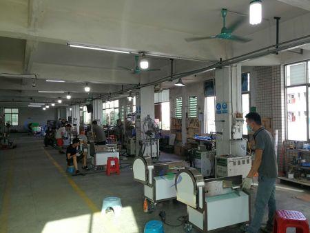 Ming Chun is a machine manufacturer