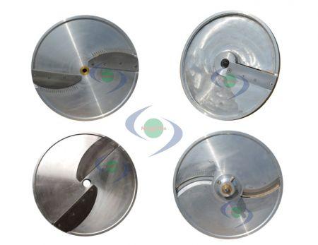 Kesici Makinesi için Dicing Disk - Ming Chun kesici ile çok işlevli kombinasyon.