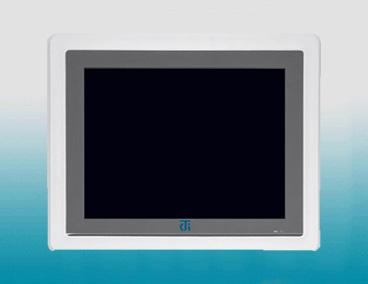Écran tactile sans ventilateur de 12,1 po basé sur Intel® Celeron®