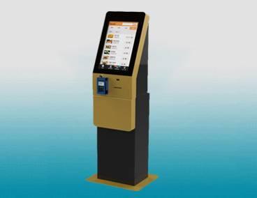 """21.5"""" Self-Ordering Kiosk"""