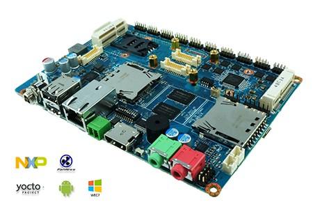 "3.5"" SBC Embedded Motherboard JIT-700 Series"