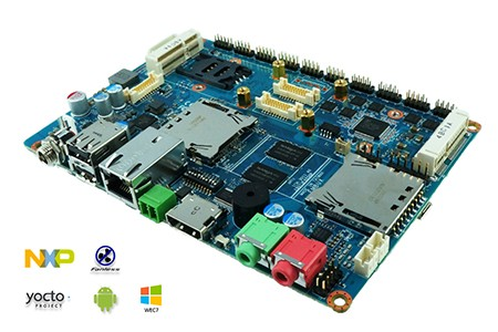 "3.5 ""SBC Embedded Motherboard JIT-700 Series"