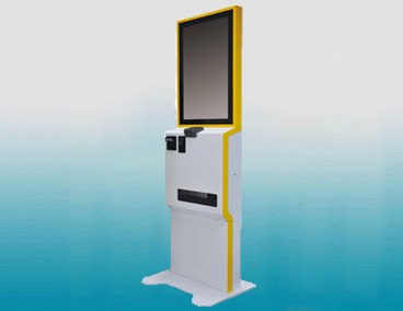"31.5"" Multifunction Payment Kiosk"