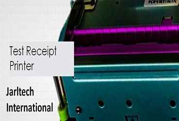 Test Receipt Printer
