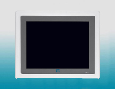"""12.1"""" Intel® Celeron®-based fanless touch panel computer"""