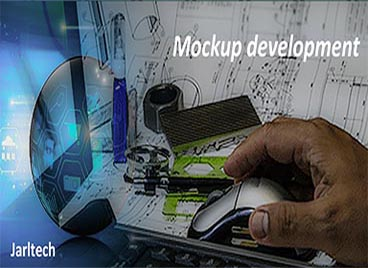 Mockup development