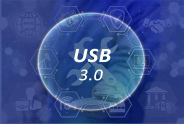 SuperSpeed ​​USB 3.0