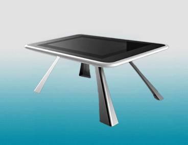 """55 """"पीसीएपी मल्टी-टच टेबल"""