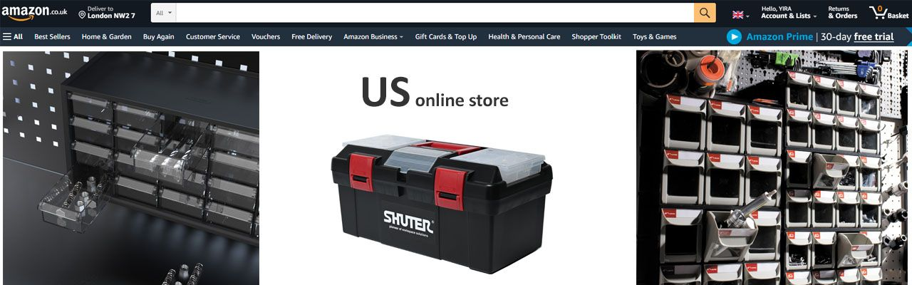 SHUTER's Store on Amazon US