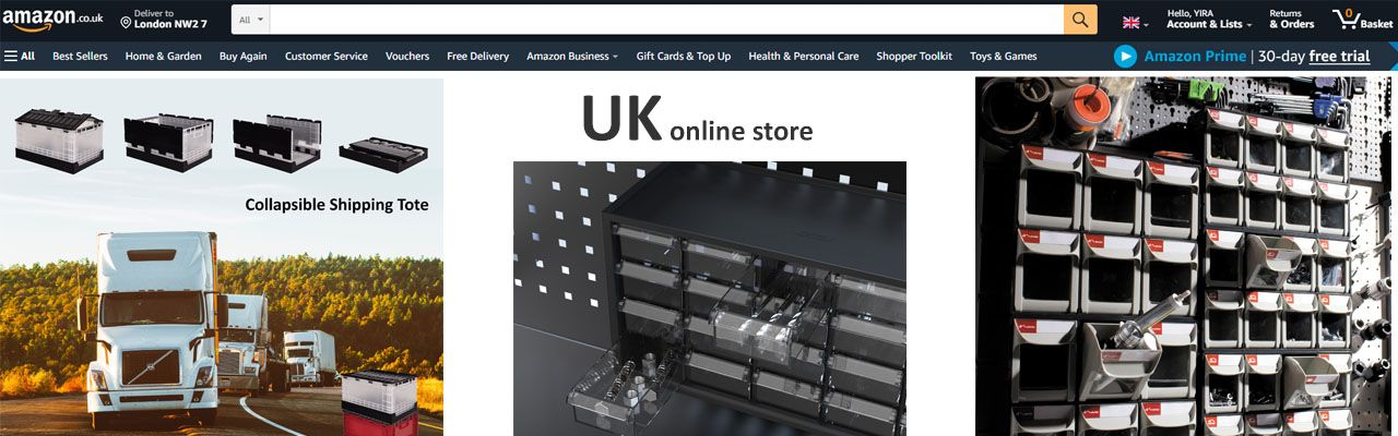 SHUTER's Store on Amazon UK