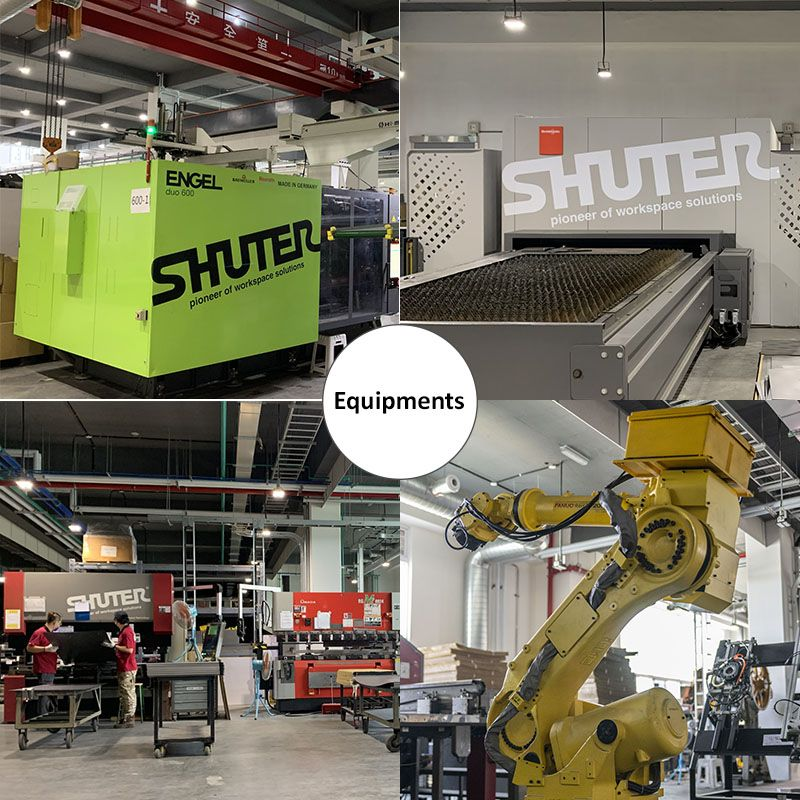 SHUTER equips experienced ability and machines to craft the ultimate storage product for you. Contact us without any hesitation.