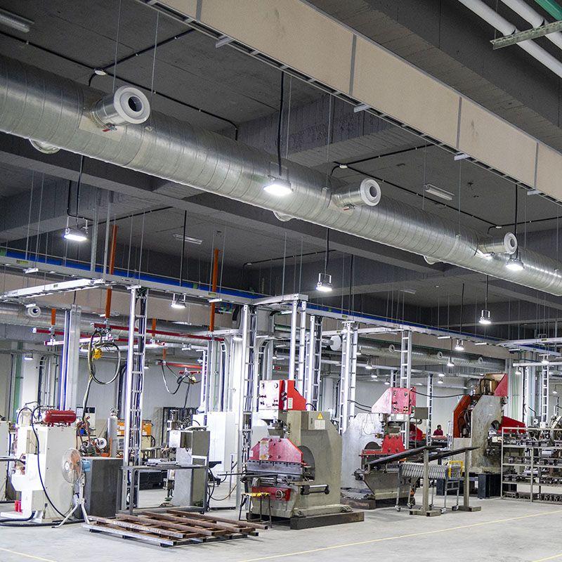 SHUTER Manufacturing Equipment And Machine