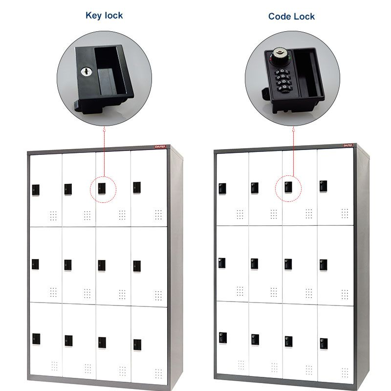 2 lock styles for selection