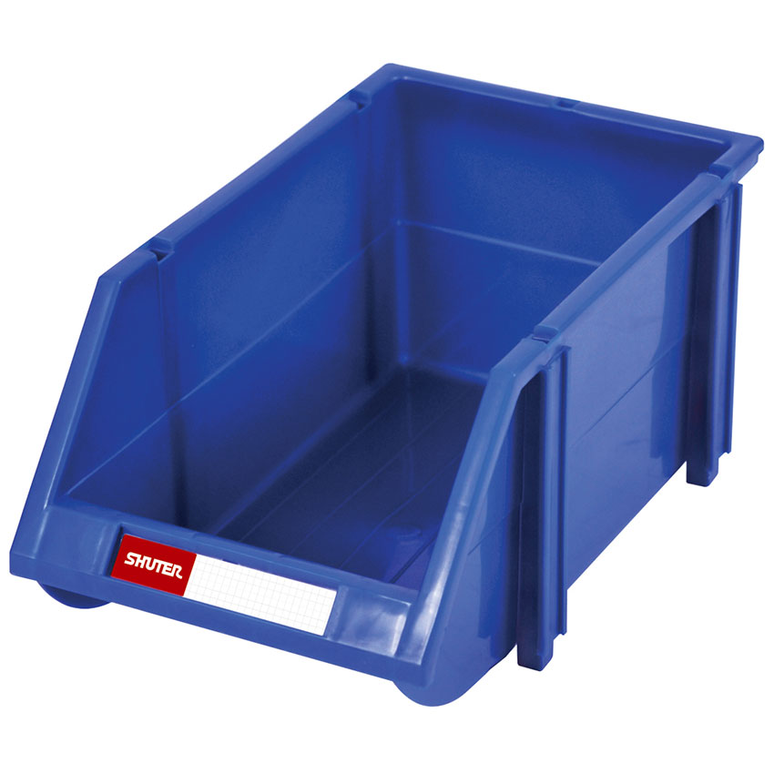 These classic hanging bins are durable, grease-proof, and ideal for storing small parts.