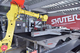 SHUTER products are crafted in a cutting edge manufacturing complex in Taiwan.
