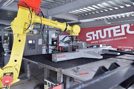 SHUTER ürünler, Tayvan'daki son teknoloji bir üretim kompleksinde üretilmektedir.