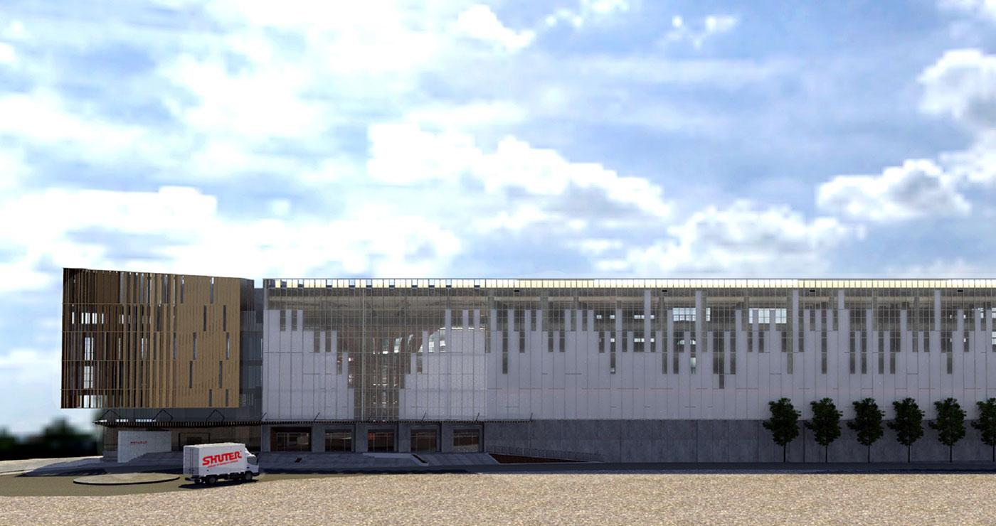 SHUTER Dünya lideri üretim merkezi