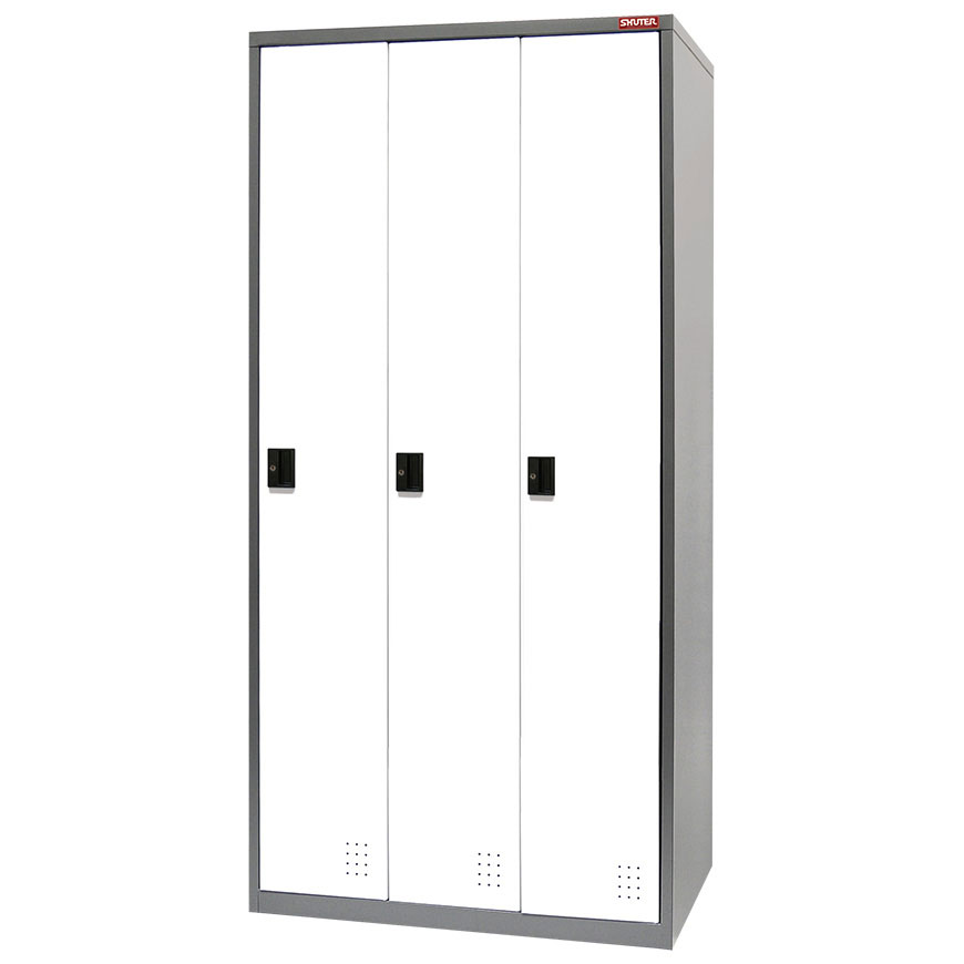 Steel locker that includes great features like extra tall dimensions and key options.