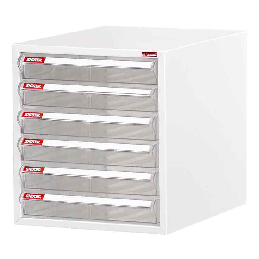 Trust SHUTER to craft the very best desktop document drawer cabinets on the market.