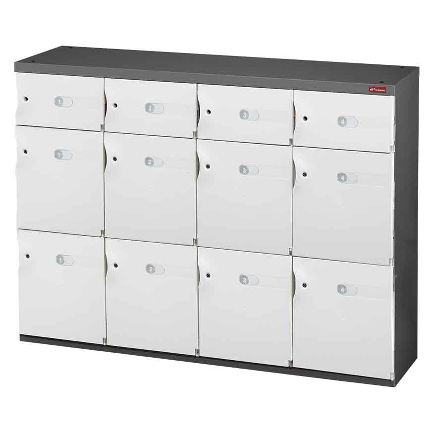 The best in lockable office storage solutions: look no further than this credenza for file management.