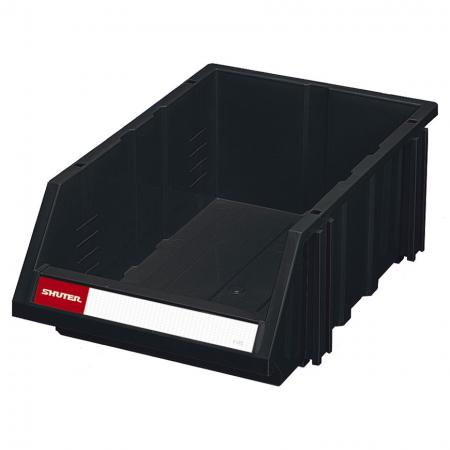 전자 기기 및 부품 보관을 위한 클래식 산업용 ESD 행거 - 16L - 작은 부품과 전자 부품은 이러한 ESD 보관함에 안전하게 보관됩니다.