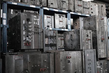 SHUTER owns over 4,000 molds