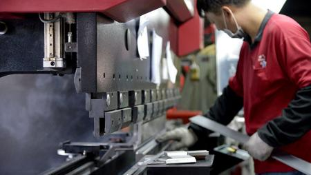Profesyonel metal üretimi