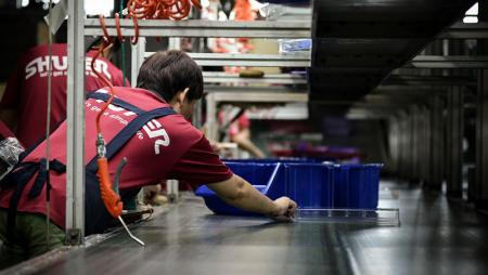 Plastic production capabilities