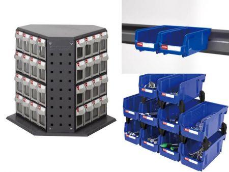 Industrial Storage Bin