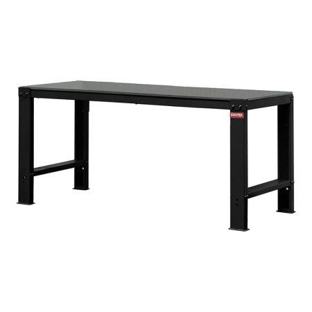 PVC Pad Worktop Heavy-Duty Workbench - Standard Size 1831mm Wide - SHUTER steel workbenches 1831mm