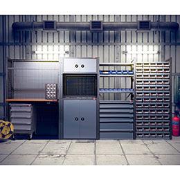 RC Workstation Tool Organization