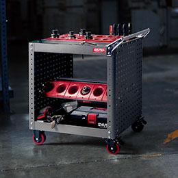 Penyimpanan Alat CNC TW-CT4BHA