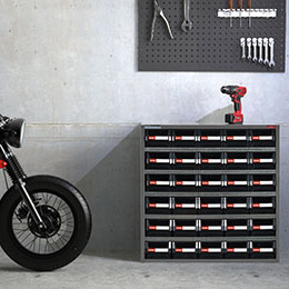 HD-530 Metal Tool Storage Cabinet