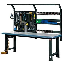 WH7M w W12+W10 Workbench Systems