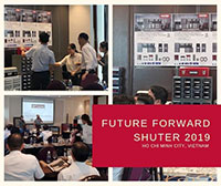 SHUTER Wraps up Future Forward in June, 2019