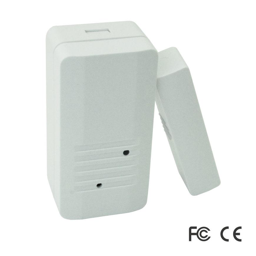 Wi-Fi Smart Home Security Kit- Magnetic Door and Window Alarm Sensor - Door Entry Burglar Alert Security System for Kids Safety, Home, Store, Garage, Apartment, Dorm
