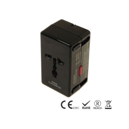 Unique Travel Charger with L-N surge protection - Travel Adapter