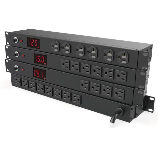 電流計量顯示型PDU