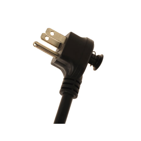 NEMA 5-15R 15A Handy Plug AC Power Cord