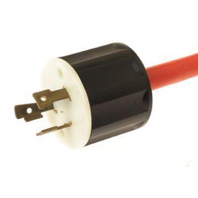 30A NEMA L5-30P 工业锁式插头(Assembly) - 工业锁头照片