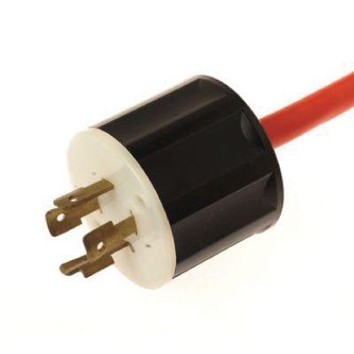 20A NEMA L14-20P Twist Lock Plug (Assembly)