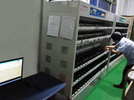 USB功能100%燒機檢測以確保產品品質安全。