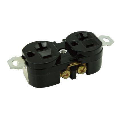 20A NEMA 5-20 Duplex Receptacle - CA-205 receptacle photo