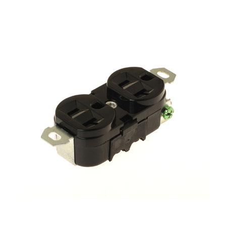 20A NEMA 5-20 Duplex Receptacle - NEMA 20A Power Receptacle