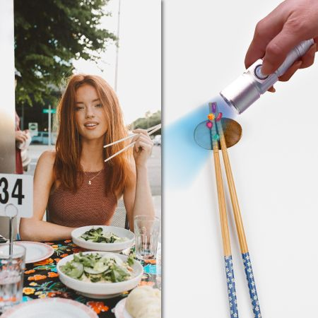 Chopsticks Disinfection
