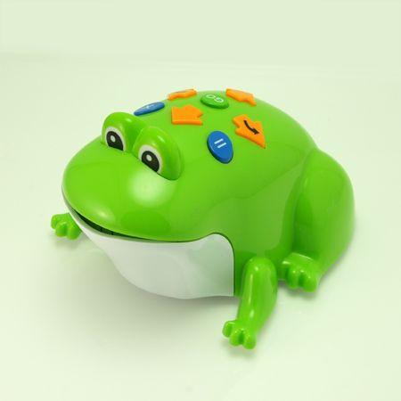 Программируемый напольный робот - Умная обучающая игрушка