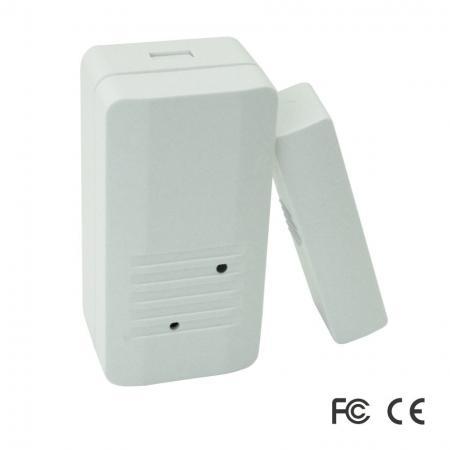 Wi-Fi Smart Home Security Kit- Magnetic Door and Window Alarm Sensor