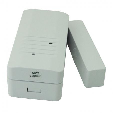 Two-Way Wireless Slim Line Door and Window Sensor.